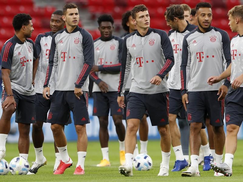 Futbalisti Bayernu Mníchov