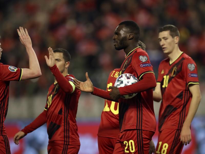 Belgický národný tím