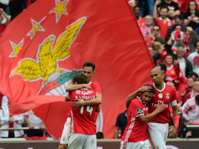 Benfica Lisabon sa raduje z titulu