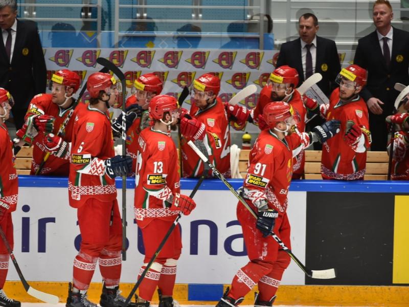 Hokejisti Bieloruska na šampionáte chýbať nebudú