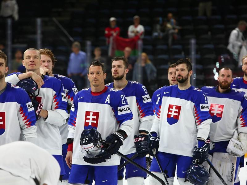 Slovenskí hokejisti zakončili svoje účinkovanie na šampionáte výhrou nad Bieloruskom