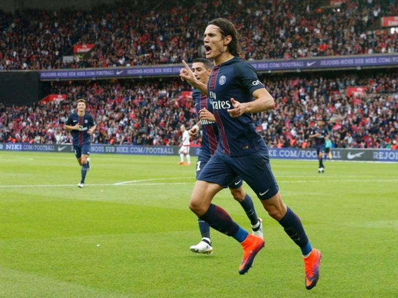 Edinson Cavani zariadil triumf PSG