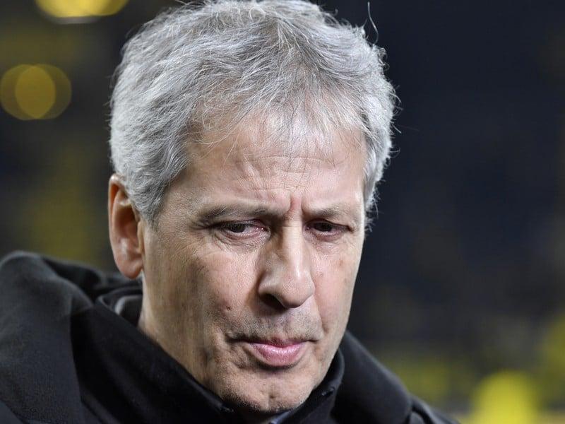 Bývalý tréner Borussie Dortmund Lucien Favre