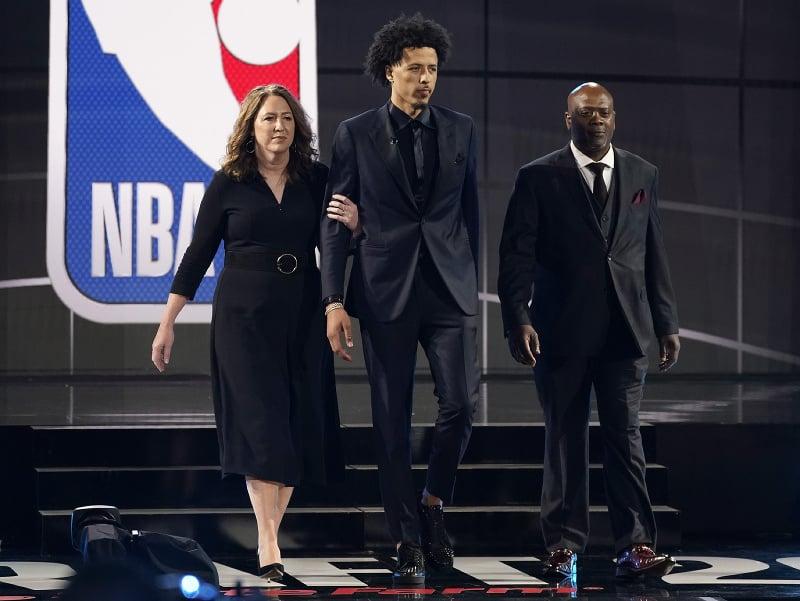 Jednotka draftu NBA Cade Cunningham