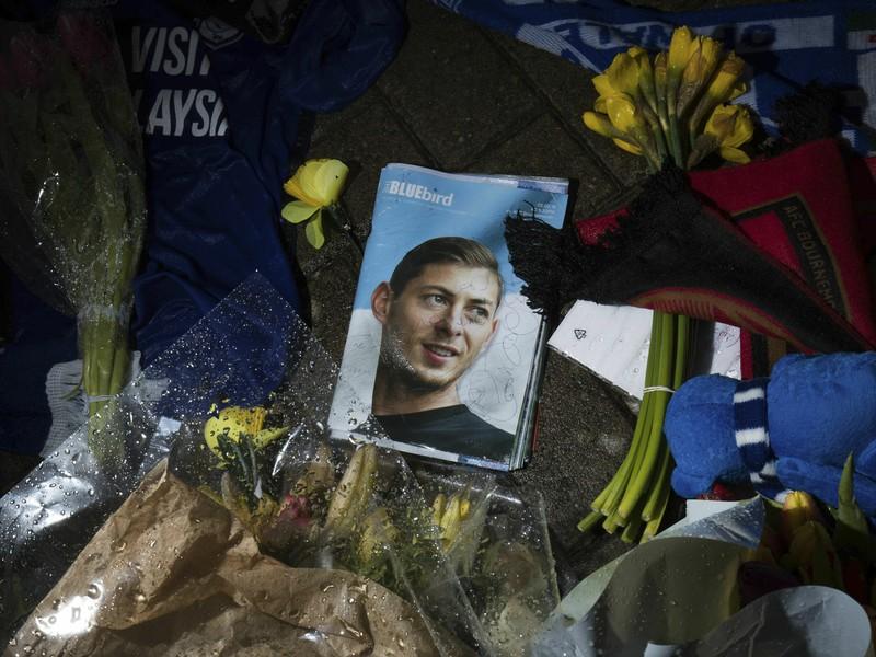 Emiliano Sala tragicky zomrel 21. januára 2019 pri havárii lietadla