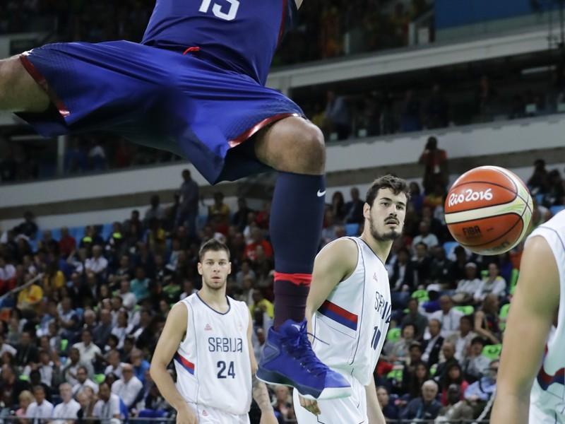 Carmelo Anthony sa presadzuje vo finálovom súboji proti Srbsku