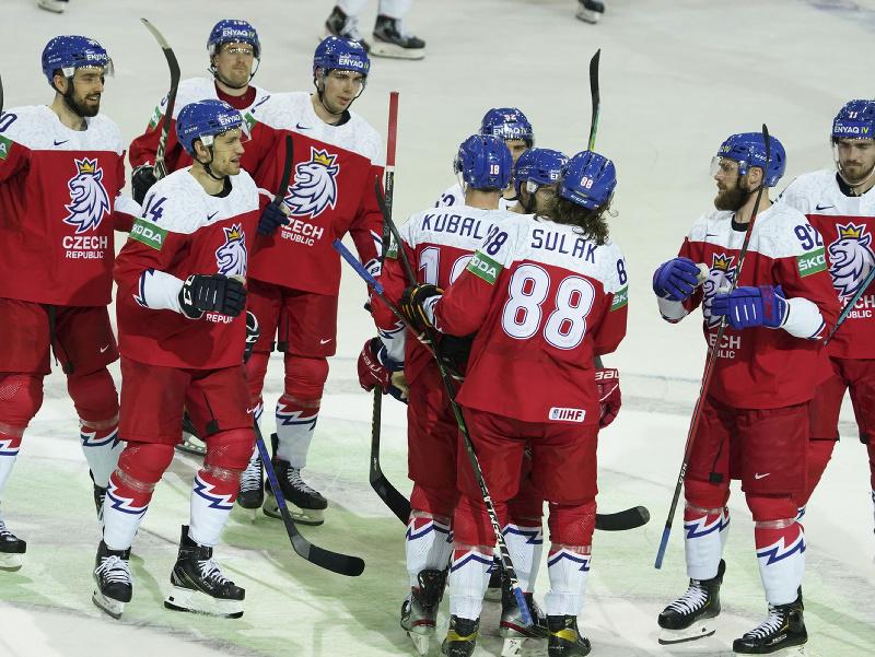 Českí hokejisti