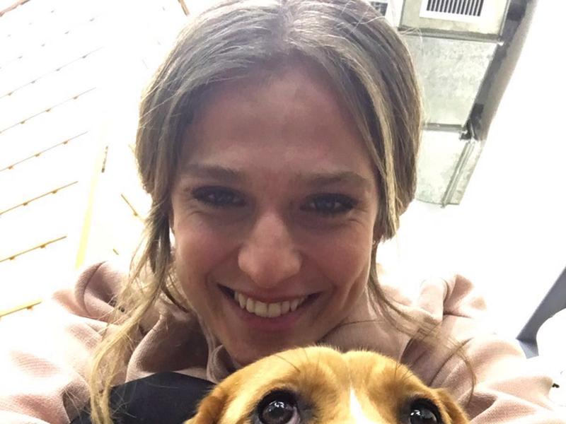 Saganov pes Charlie