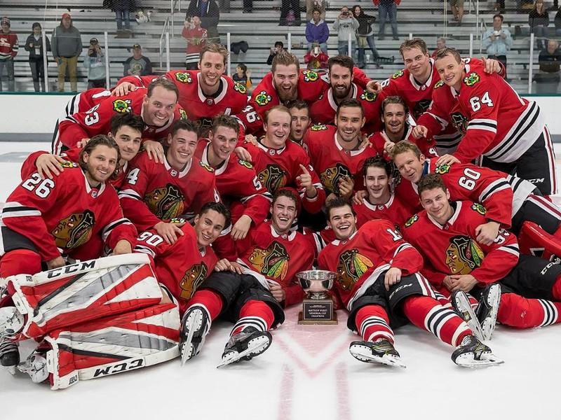 Chicago Blackhawks zvíťazilo na turnaji v Traverse City