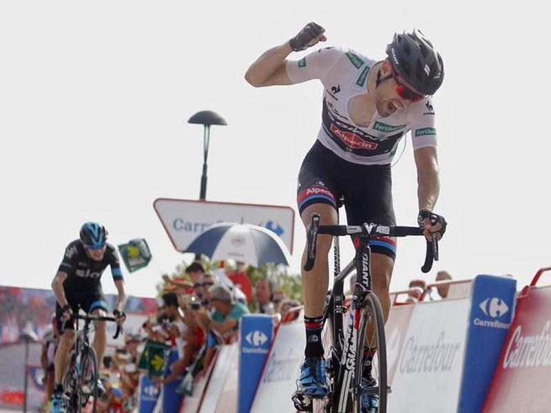 Tom Dumoulin po strhujúcom finiši predstihol favorizovaného Froomea