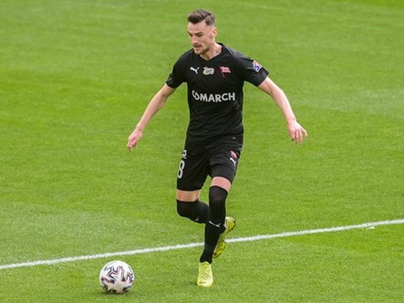 Milan Dimun rozhodol o triumfe Cracovie Krakov