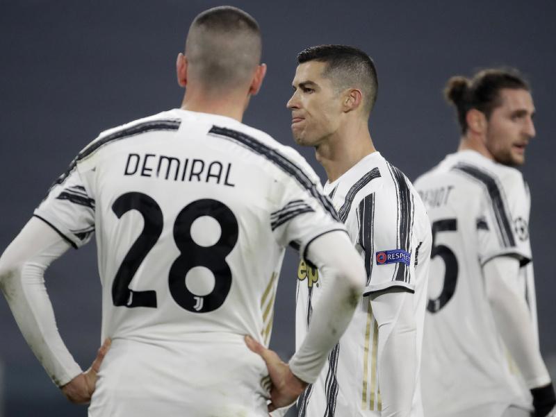 Demiral a Cristiano Ronaldo