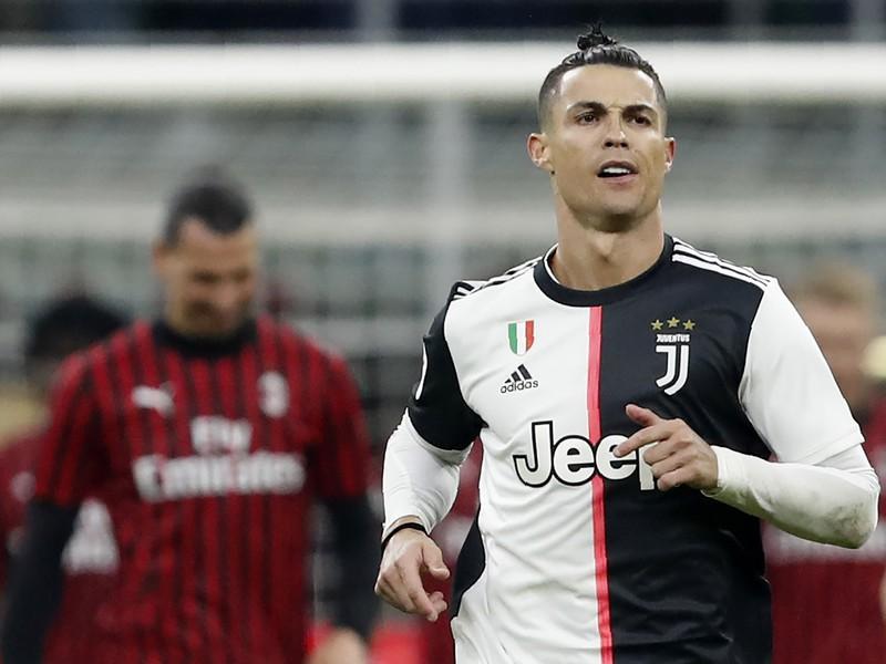 Cristiano Ronaldo zarmútil Ibrahimoviča