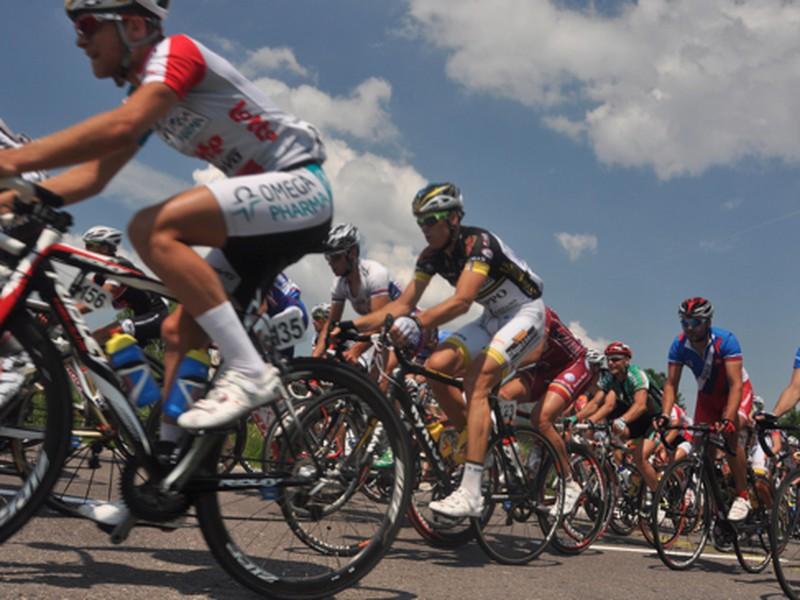 Ilustračné foto: Momentka z minuloročnej 1. etapy pretekov Okolo Slovenska