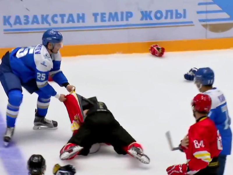 Damir Ryspajev si v KHL už nezahrá