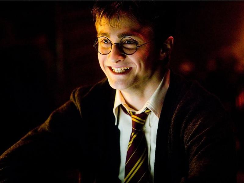 Daniel Radcliffe ako Harry Potter