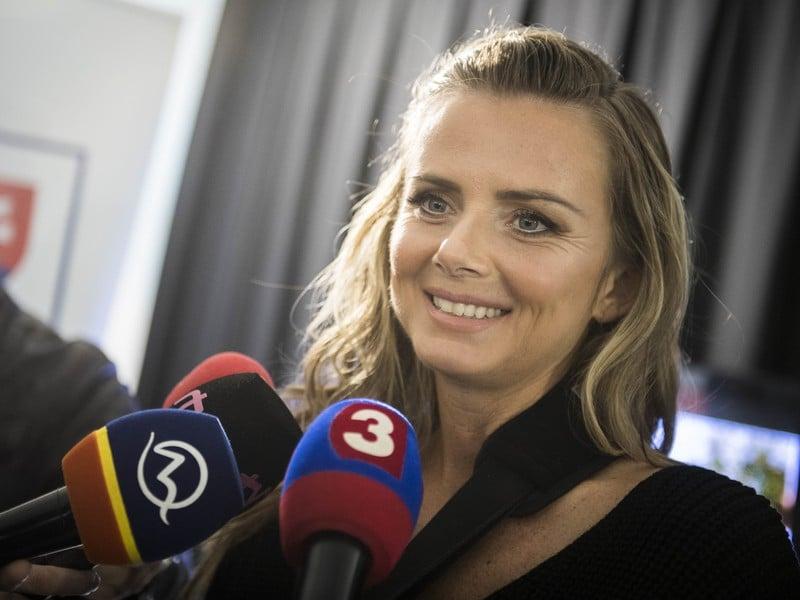 Ambasádorka 13. ČSOB Bratislava Marathon a bývalá slovenská tenistka Daniela Hantuchová