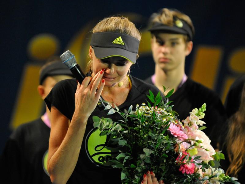 Daniela Hantuchová sa rozlúčila s kariérou