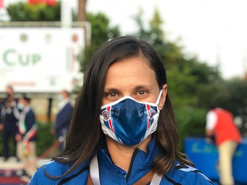 Danka Barteková skončila v skeete na podujatí Italian Open Emir Cup na druhom mieste.