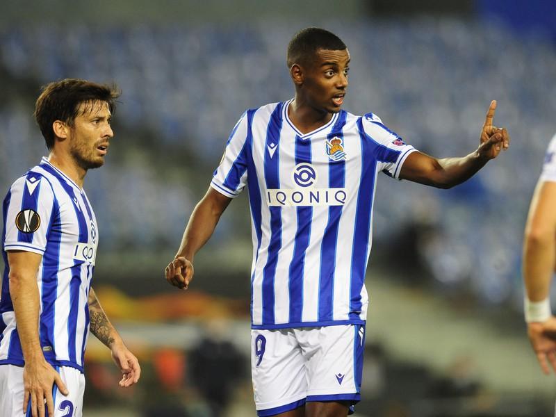 David Silva a Willian José