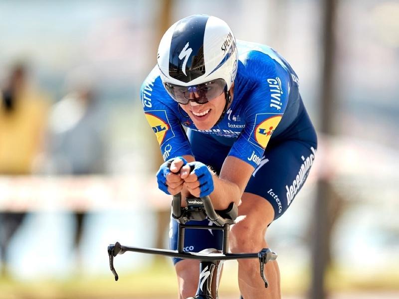 Dánsky cyklista Mikkel Honore