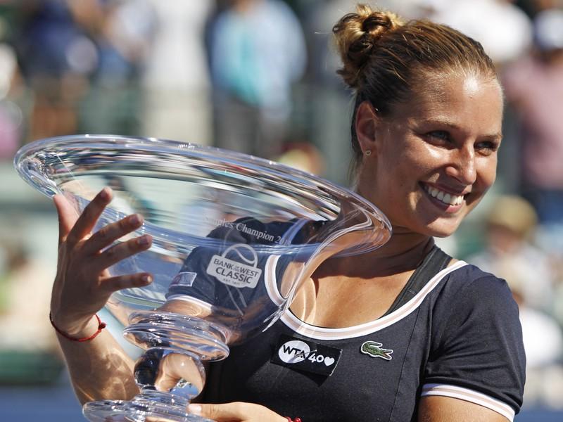 Dominika Cibulková sa po víťazstve v Stanforde posunula z 25. na 21. miesto