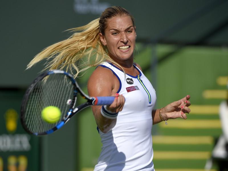Radwanská zdolala Cibulkovú a postúpila do 3. kola WTA.