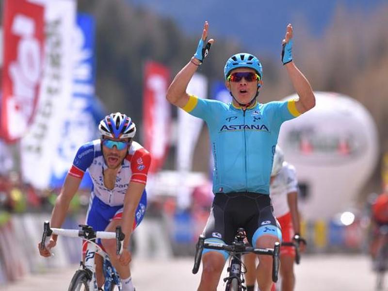 Miguel Ángel López ovládol druhú etapu