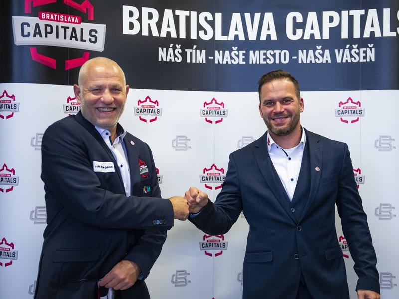 Peter Draisaitl a Dušan Pašek
