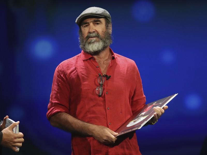 Legenda Manchestru United Eric Cantona
