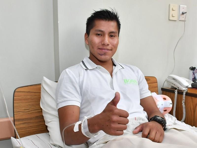 Erwin Tumiri prežil ďalšiu tragickú nehodu