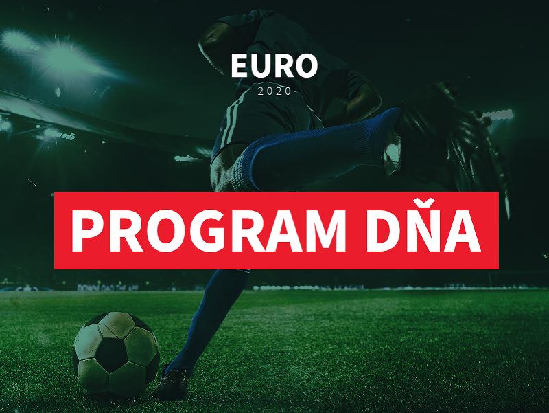 Program dňa na EURO 2020