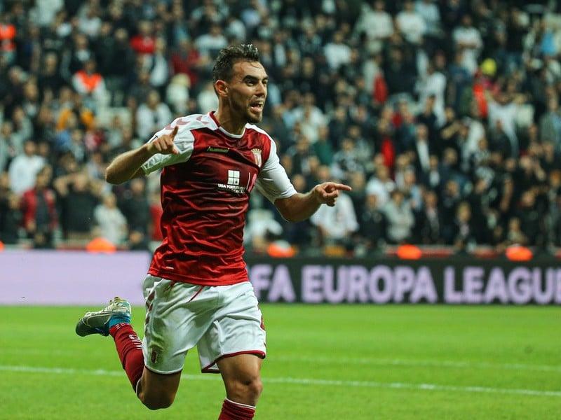 Futbalisti Sportingu Braga zvíťazili na pôde Besiktasu Istanbul