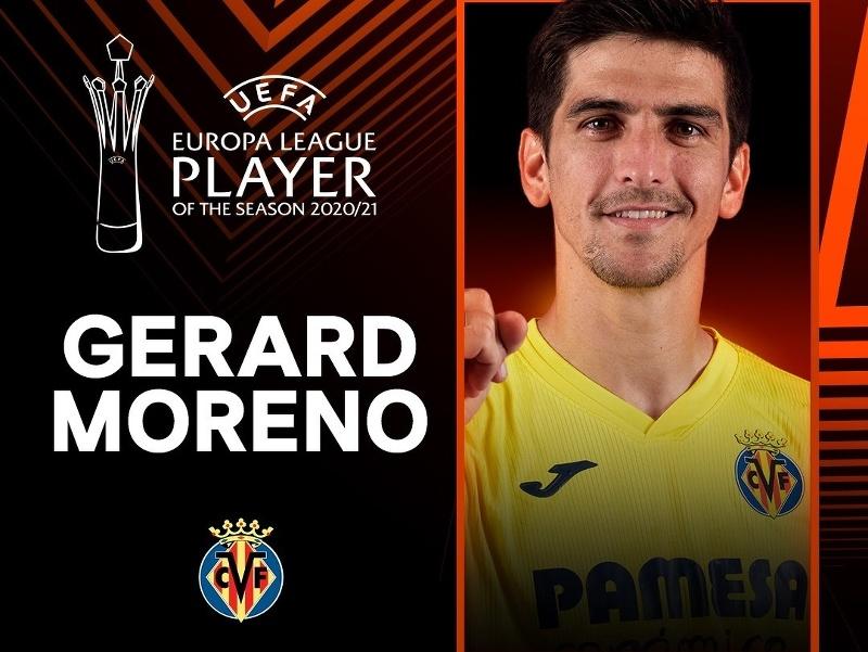 Gerarda Morena vyhlásili za najlepšieho hráča predchádzajúcej sezóny
