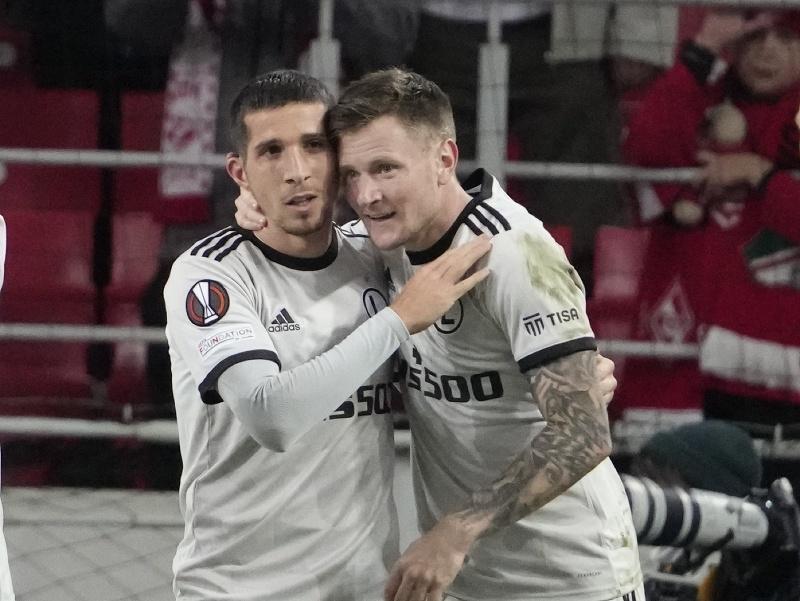 Lirim Kastrati a jeho gólové oslavy