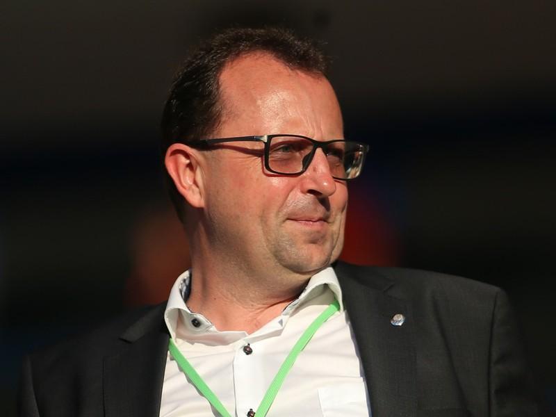 Predseda Futbalovej asociácie Českej republiky (FAČR) Martin Malík