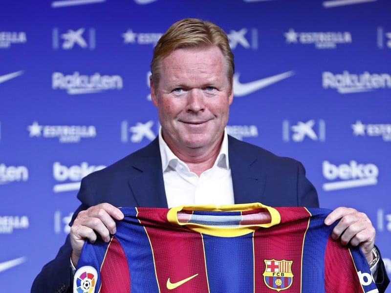 Ronald Koeman oficiálne novým trénerom FC Barcelona