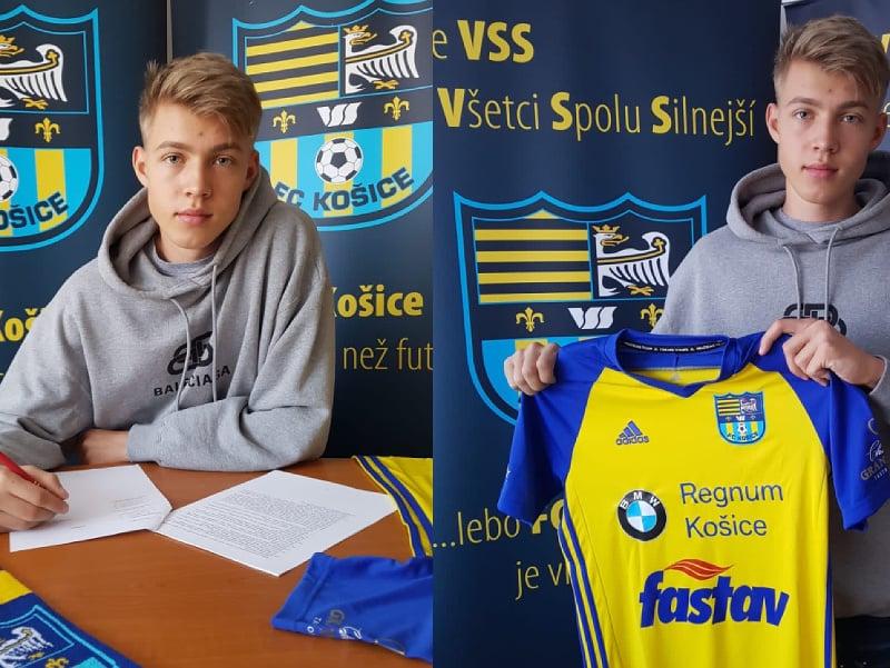 Christián Veliký sa stal posilou FC Košice