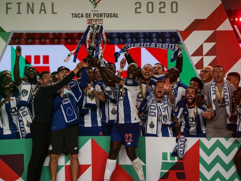 FC Porto ovládlo aj domáci pohár