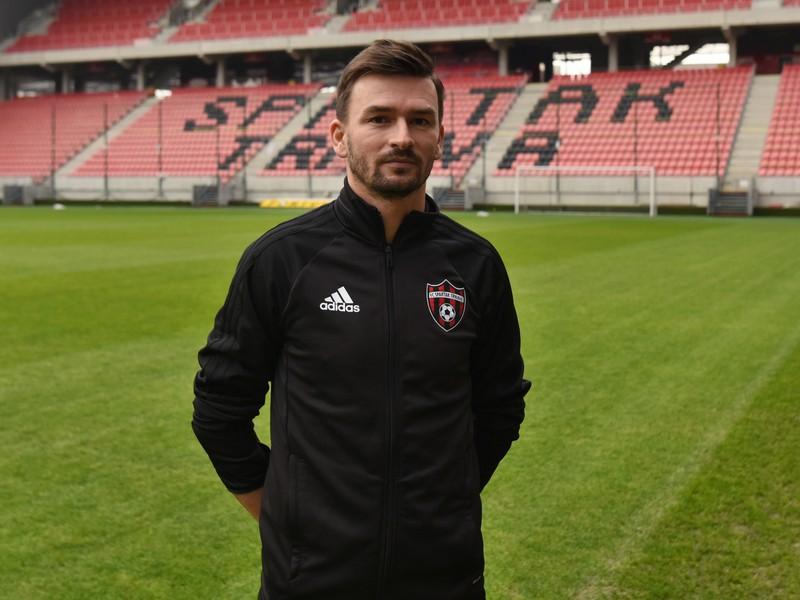 Nový tréner FC Spartak Trnava Michal Gašparík mladší