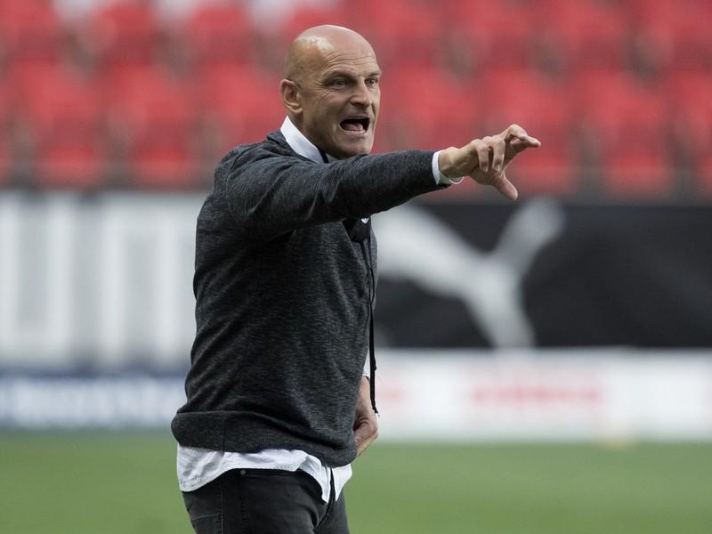 Slovenský tréner Plzne Adrián Guľa