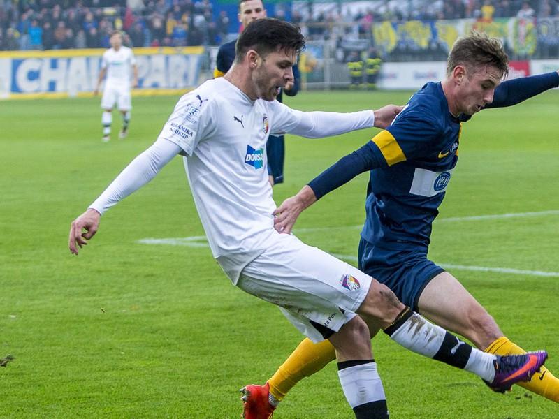 Plzeň v pohári nečakane skončila na druholigovej Opave