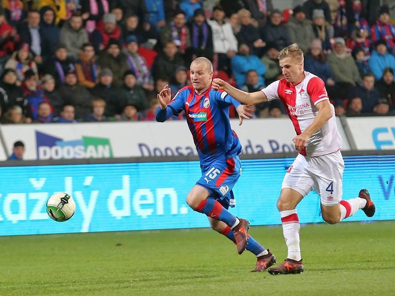 Šláger Plzne so Slaviou rozhodol jediný gól