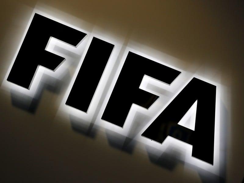 Logo Medzinárodnej futbalovej federácie (FIFA)