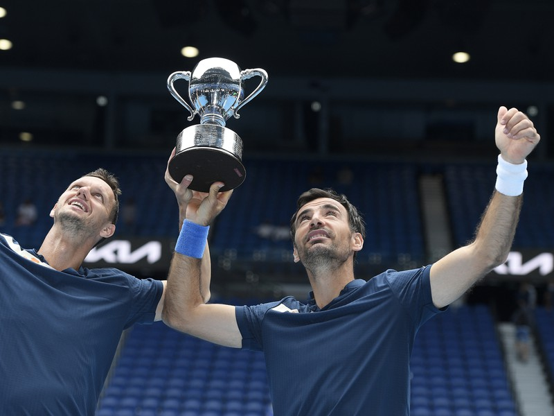 Filip Polášek získal po boku Dodiga prvý grandslamový titul