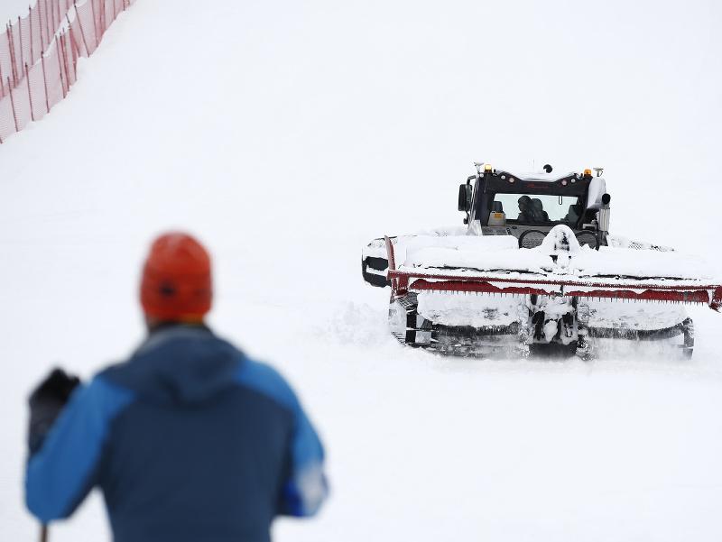 Organizátori finále Svetového pohára v Lenzerheide bojujú s nepriaznivým počasím
