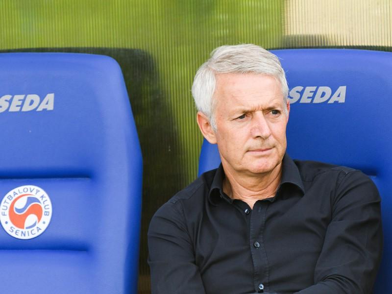 Tréner FK Senica Ton Caanen