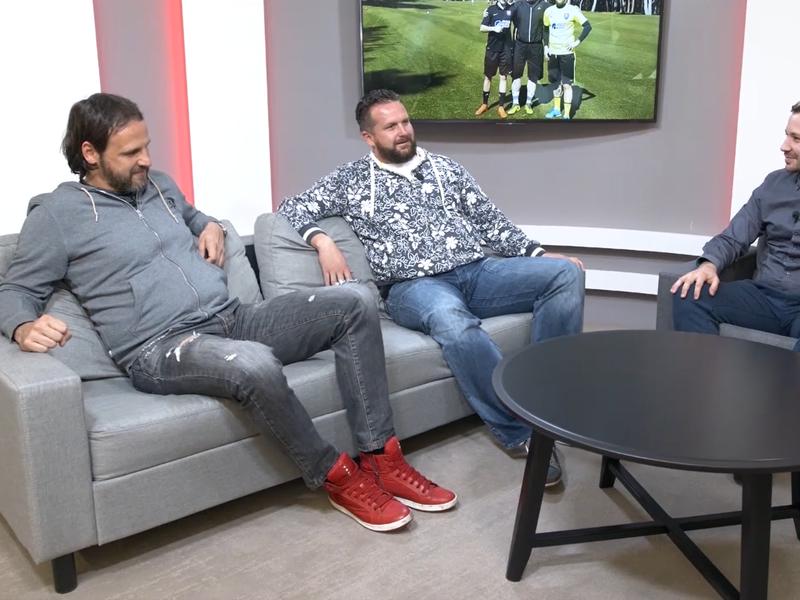 Robert Kmeťo, Ján Kozák ml. a Tomáš Bartko