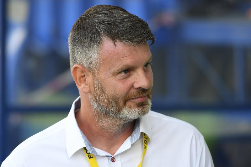 Tréner MFK Tatran Liptovský Mikuláš Marek Petruš