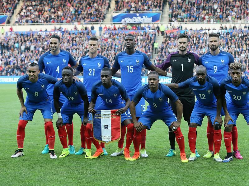 Francúzski reprezentanti